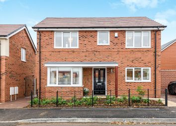 Thumbnail 3 bedroom detached house for sale in Dovedale Road, Erdington, Birmingham