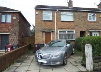 Thumbnail 3 bed terraced house for sale in Sexton Way, Huyton, Liverpool