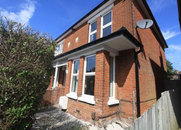 Thumbnail 2 bed semi-detached house for sale in Ampthill Road, Southampton