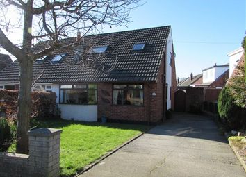 Thumbnail 3 bed bungalow for sale in Sycamore Avenue, Preston