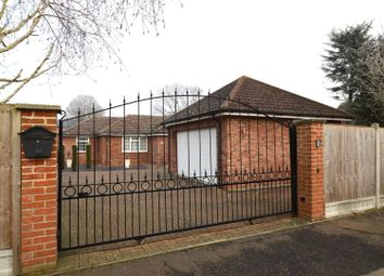 Thumbnail 4 bed detached bungalow for sale in Glenway Close, Great Horkesley, Colchester