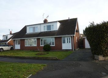 Thumbnail 3 bed semi-detached house to rent in Troon Way, Upper Colwyn Bay, Conwy