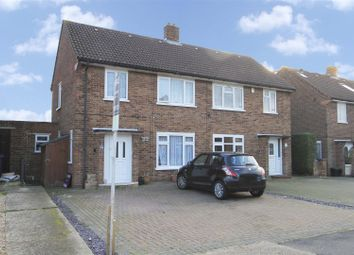 Thumbnail 3 bed semi-detached house for sale in Worcester Road, Cowley, Uxbridge
