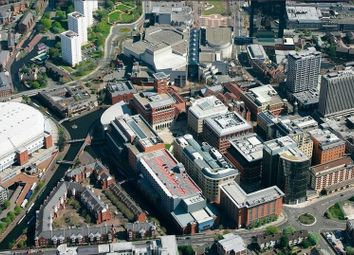 Thumbnail 1 bed flat for sale in Brindleyplace, Birmingham