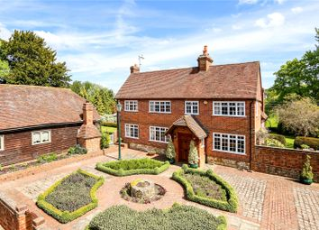 Thumbnail 5 bed detached house for sale in Isington Lane, Isington, Alton, Hampshire