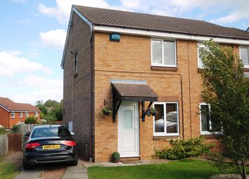 Thumbnail 2 bed semi-detached house for sale in Easby Close, Bishop Auckland