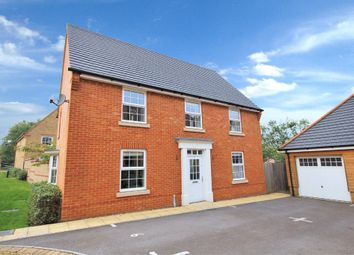 Thumbnail 4 bedroom detached house for sale in Danube Drive, Swanwick, Southampton