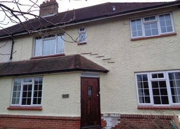 Thumbnail 4 bed semi-detached house to rent in Turkey Road, Bexhill-On-Sea