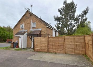 Thumbnail 1 bedroom terraced house for sale in Montfitchet Walk, Stevenage, Herts