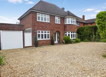 Thumbnail 4 bed detached house for sale in Bullpond Lane, Dunstable