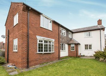 Thumbnail 4 bed detached house for sale in West Heath Shopping Centre, Holmes Chapel Road, Congleton