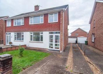 Thumbnail 3 bed semi-detached house to rent in Samuel White Road, Hanham