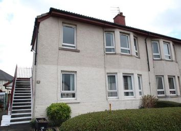 Thumbnail 1 bed flat for sale in Whitehaugh Avenue, Paisley, Renfrewshire, .