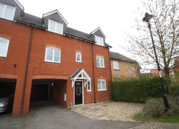 Thumbnail 3 bedroom town house to rent in Lysander Drive, Ipswich, Suffolk