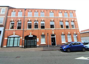 Office to let in The Silverworks, Northwood Street, Jewellery Quarter, Birmingham B3