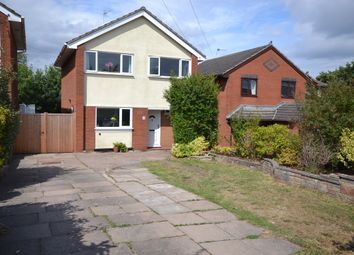 Thumbnail 3 bed detached house for sale in Northwood Close, Clayton, Newcastle-Under-Lyme