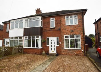 Thumbnail 4 bed semi-detached house for sale in The Grove, Little Preston, Leeds, West Yorkshire