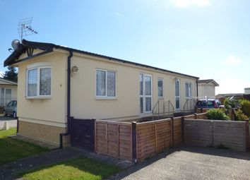Thumbnail 1 bed mobile/park home for sale in The Marigolds, Shripney Road, Bognor Regis