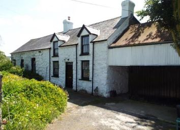 Thumbnail 2 bed detached house for sale in Llanfor, Bala, Gwynedd