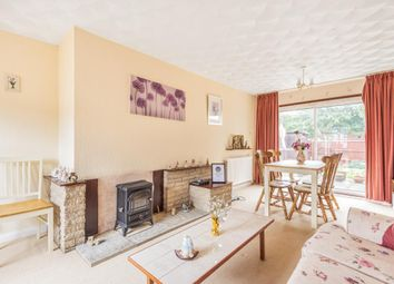 Thumbnail 3 bed terraced house for sale in Elmhurst, Aylesbury, Buckinghamshire