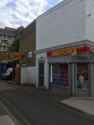 Thumbnail Retail premises for sale in Lillie Road, London