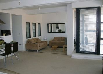Thumbnail 2 bed flat to rent in Channelsea Road, Stratford