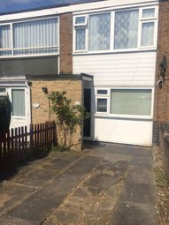 Thumbnail 2 bed terraced house to rent in Crown Hills Avenue, Leicester