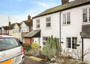 Thumbnail 2 bed end terrace house for sale in Salisbury Road, Harpenden, Hertfordshire
