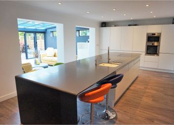 Thumbnail 4 bedroom detached house for sale in Broomfield Park, Manchester