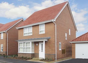 "Thumbnail 4 bed semi-detached house for sale in ""Chesham"" at Carters Lane, Kiln Farm, Milton Keynes"