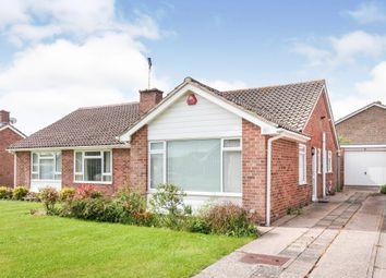 Thumbnail 3 bedroom semi-detached bungalow for sale in Seven Sisters Road, Willingdon, Eastbourne