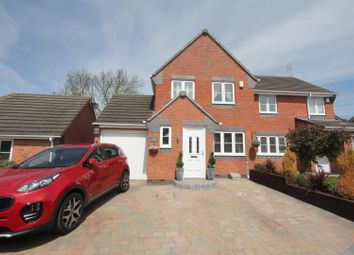 Thumbnail 3 bed semi-detached house for sale in Blake Close, Hinckley