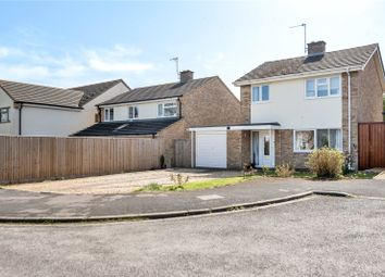 Thumbnail 3 bed detached house for sale in Burford Road, Witney, Oxfordshire