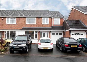 Thumbnail 5 bed semi-detached house for sale in Chessington Crescent, Trentham, Stoke-On-Trent