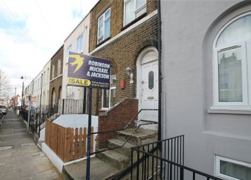 Thumbnail 2 bedroom maisonette for sale in Edwin Street, Gravesend, Kent