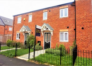 Thumbnail 3 bed terraced house for sale in Cody Avenue, Manchester