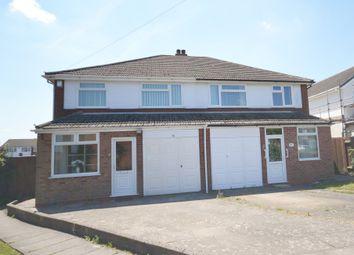 Thumbnail 3 bed semi-detached house for sale in Wychelm Farm Road, Kings Heath, Birmingham