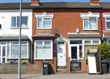 Thumbnail 2 bed terraced house to rent in Reddings Lane, Tyseley, Birmingham.