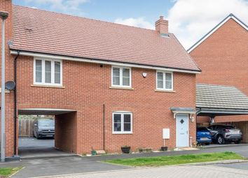 Santa Cruz Avenue, Newton Leys, Milton Keynes, Buckinghamshire MK3. 2 bed flat for sale