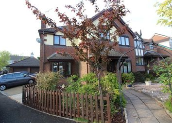 Thumbnail 4 bed property for sale in Wells Fold Close, Chorley