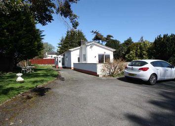 Thumbnail 3 bed detached bungalow for sale in The Woodlands, Llanfaes, Beaumaris