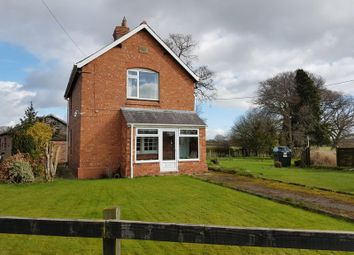 Thumbnail 3 bed detached house for sale in Conery Lane Farm, Conery Lane, Bronnington, Whitchurch