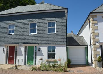 Thumbnail 4 bedroom semi-detached house for sale in Parkdale, School Lane, Truro, Cornwall