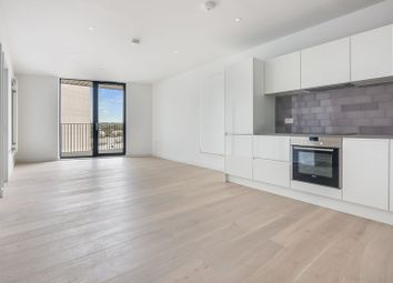 Thumbnail 1 bed flat for sale in Mercier Court, Royal Wharf, London