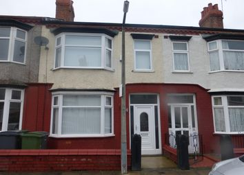 Thumbnail 3 bed property to rent in Parkbridge Road, Tranmere, Birkenhead
