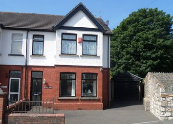 Thumbnail 3 bed semi-detached house for sale in Penygarn Road, Penygarn, Pontypool