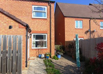 Thumbnail 1 bedroom terraced house for sale in Freesia Close, Evesham