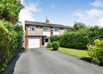 Thumbnail 3 bed semi-detached house for sale in Moorland Road, Langho, Blackburn, Lancashire