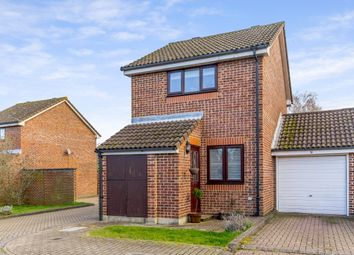 Thumbnail 2 bed detached house for sale in Lakes Close, Chilworth, Guildford