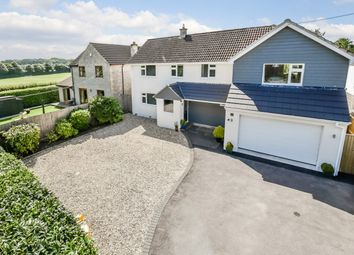 Thumbnail 5 bed detached house for sale in Butleigh, Somerset, Glastonbury, Somerset